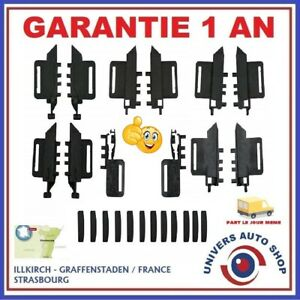 KIT DE REPARATION RIDEAU TOIT OUVRANT Pour  307 CC - SW (24 PIECES) : 8401T7