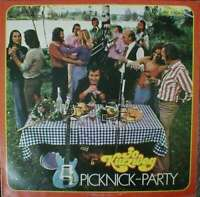 Jo Kurzweg* - Picknick-Party (LP) Vinyl Schallplatte - 48710