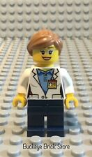 LEGO Girl Female Woman NASA Scientist Space Aerospace Engineer Air Force Navy