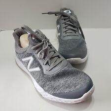 New Balance Men's Fresh Foam 818V3 Shoes Grey With White