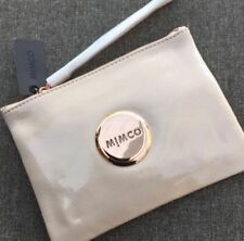MIMCO PANCAKE PATENT LEATHER MEDIUM POUCH WALLET RRP $99.95 EXPRESS DELIVERY