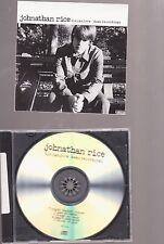 Johnathan Rice - Tin Can Love (Demos) CD NEW rare oop