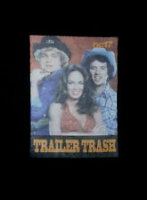 NC17 DUKES OF HAZZARD TRAILER TRASH T SHIRT Daisy Duke Bo Luke Catherine Bach