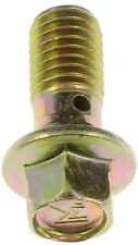 Brake Hydraulic Hose to Caliper Bolt Front,Rear Dorman 13940