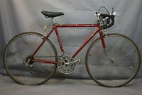 1982 Chimo Concourse Vintage Touring Road Bike Small 50cm Lugged Steel Charity!!