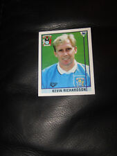 Kevin Richardson sticker Merlin Premier League 96 417 1996 football Coventry
