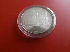 * Russland 5 Rubel 1977 Silber st.* Olympia 1980 / Minsk (KOF.7)