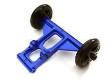 Integy RC Model Hop-ups C27985ORANGE Billet Machined Wheelie Bar Kit for Traxxas X-Maxx 4X4