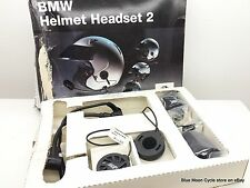 BMW Helmet headset shorty half-helmet K1200LT #06121702 J&M Corporation
