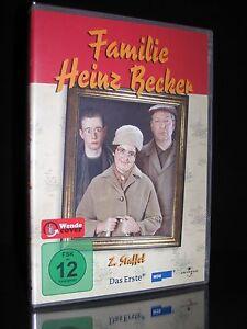 DVD FAMILIE HEINZ BECKER - STAFFEL 2 - Season - GERD DUDENHÖFFER *** NEU ***