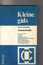 Kleine Gids-Auteursrecht