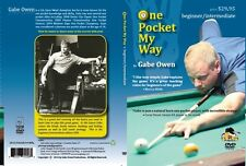 DVD - One Pocket My Way for Beginner/Intermediate DVD by Gabe Owen