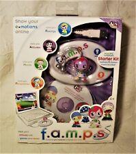 ©2009 Mattel F.A.M.P.S. Creative Drew Starter Kit #P9321 Mac®/ PC Girl Tech NEW