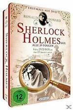 Sherlock Holmes (UK, 1954), R. Howard, kompl. Serie, 39 Folgen, 6 DVD-Metallbox