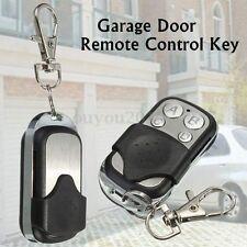 4 Button Electric Gate Garage Door Remote Control 270 433MHZ Cloning Transmitter