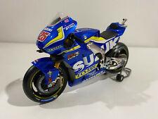 Spark M12033 Suzuki GSX-RR 25 Moto GP Winner Angleterre 2016 1/12  #NEW#