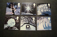 GB 2003  Commemorative Stamps~Christmas~Very Fine Used Set~UK Seller