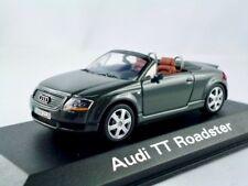 Audi TT Roadster  2000-2006  dunkelgrau  / Minichamps  1:43