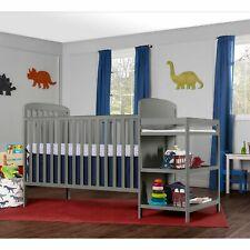 Baby Bassinet With Storage Infant Nursery Crib Portable Sleeper Bed Playard New