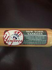 New York Yankees Cooperstown Major League 1991 Team Series Bat #183