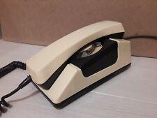 Original Old disk rotary phone.Telephone Telkom . Made in Poland