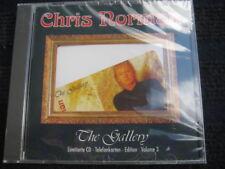CD  CHRIS NORMAN  The Gallery  Limitierte CD  Telefonkarten Edition  SMOKIE  NEU