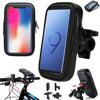 Bike Bicycle Mount Holder Phone Case For Samsung Galaxy S6 S7 S8 S9 S10 A3 A5 J3