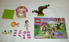 Lego Parts and Pieces Lot - LEGO Friends 3934 Mia's Puppy House - Girls Set