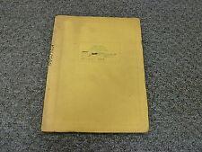 Kolman 202 Conveyor Feeder Screen Stacker Parts Catalog Manual Book 701105024