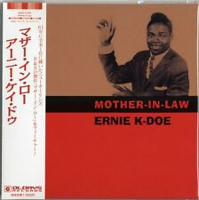 ERNIE K-DOE-MOTHER IN LAW-JAPAN MINI LP CD C94
