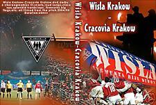 HOOLIGANS/ULTRAS DVD wisla krakow-cracovia krakow 04/05
