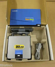Linksys Wireless-G ADSL Gateway router wireless MOD WAG54GX2 con SRX200