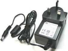 12V 3.33A 40W Genuine CWT (Channel Well Technology) AC adapter, Quality product