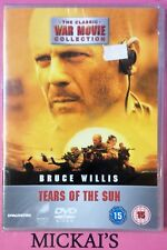 TEARS OF THE SUN - THE CLASSIC WAR MOVIE COLLECTION CWMCN61 DeAGOSTINI DVD PAL