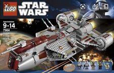 Rare lego Star Wars Set No 7964,  pre-owned, Republic Frigate, 100% Complete.