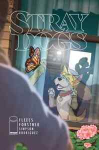 FCBD 2021 STRAY DOGS 1 GIVEAWAY PROMO VARIANT NM FREE COMIC DAY PRE-SALE 7/21