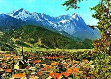 Garmsich-Partenkirchen , Ansichtskarte