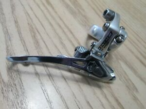 NOS Campagnolo Centaur road 10 sp double  front derailleur clamp on 32 mm new