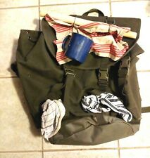 Supernatural Set Prop - Camping Backpack (with Accessories)
