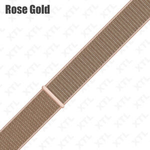 Nylon Band Strap for Apple Watch Sport Loop Series 6 5 4 3 2 1 SE 38/40/42/44mm