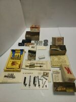 AS IS INCOMPLETE ASSORTED PARTS HO WALTHERS 7899 THE OSCAR MODEL NOTHING COMPLET