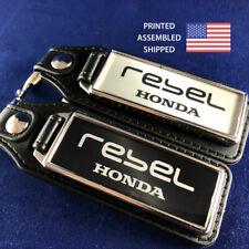 Rebel 300/500 Key Fobs Key Ring Keychain (2-Pack)