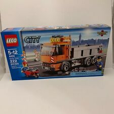 New & Factory Sealed! LEGO CITY 4434 Dump Truck (2012) - Quick Ship!