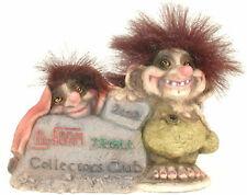 NyForm Troll figurine - 840506 – 2003 Collectors' Club Troll