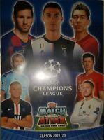 Match Attax Champions League 19 20 limited edition LE15 Sane EXCLUSIVE select