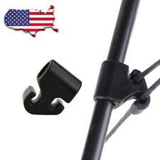 Compound Bow Cable Slide 3/8'' Archery Plastic Cable Bar Separator String Arrow