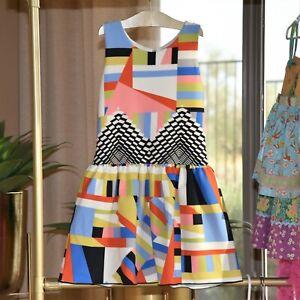 Zoe Ltd Girls Summer Party Dress Size 10 Nwot