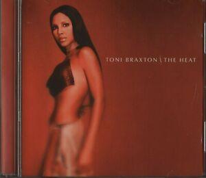 Toni Braxton - The Heat  - Genre R&B - 2000 - CD original en bon état