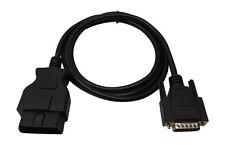 Autel Maxidiag Maxi Diag Elite Md802 4 Ft Obd2 Obdii Code Reader Scanner Cable