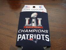 Super Bowl 51 Champions New England Patriots Can Cooler